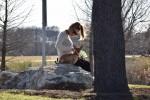 Practice at Mueller park