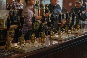 The Market Pub Real ale