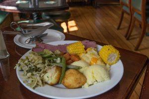 Oniells Dublin Corn Beef Plate Food